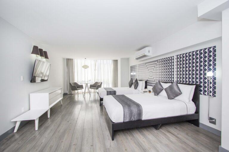Habitación doble reforma