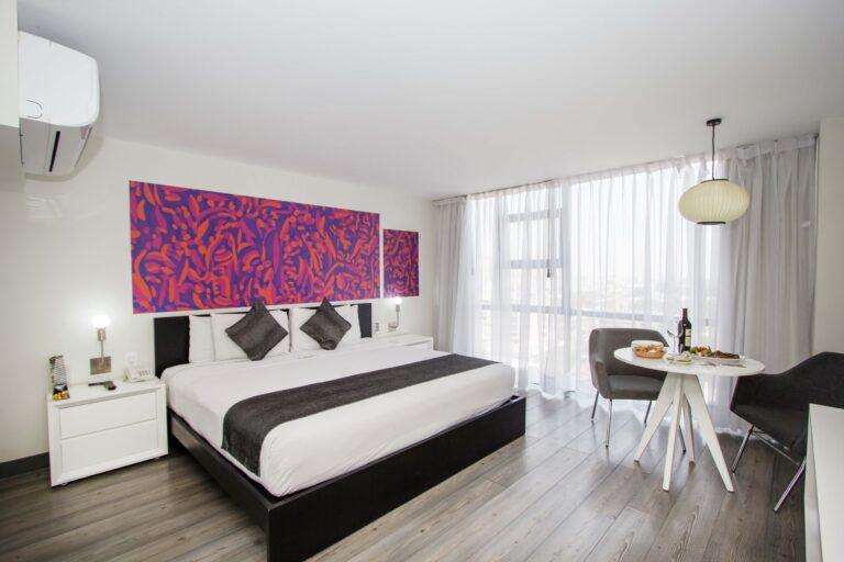 habitación king reforma